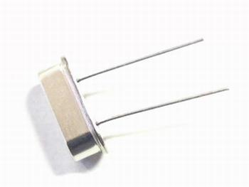 Quartz crystal 27 mhz