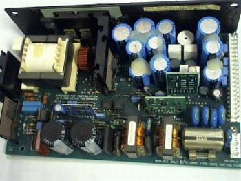 Power supply PE1928/72 Out 6.2V/8A 16,2V/1,8A 29V/1,7A