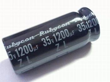 ELCO 1200uF - 35 volt