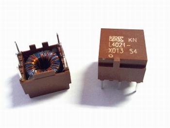 L4021-X013 inductor VAC