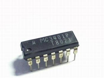 MC3401P - OP-AMP