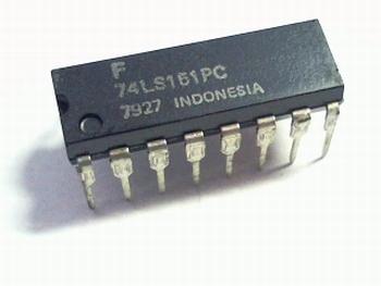 74LS151 8-input multiplexer