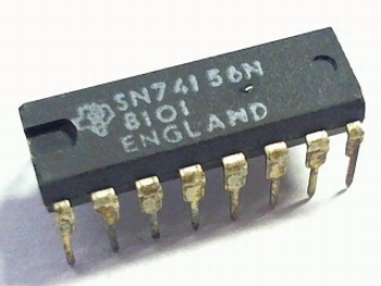 74156 Dual 2-Line to 4-line Decoders/Demultiplexers