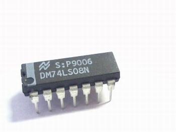 74LS08 Quad 2-Input AND