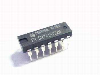 74LS122 Retrigerable Monostable Multibrator