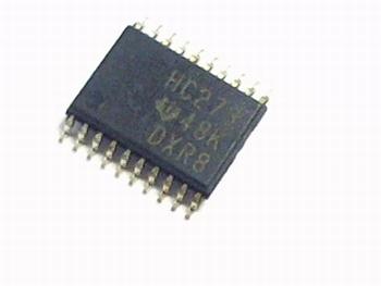74HC273PW  TSSOP20