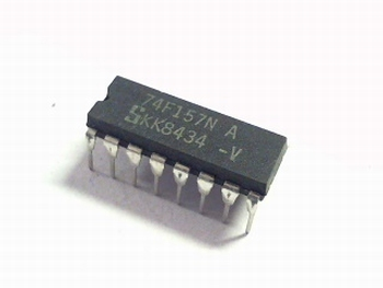74F157 Data Selector/Multiplexer