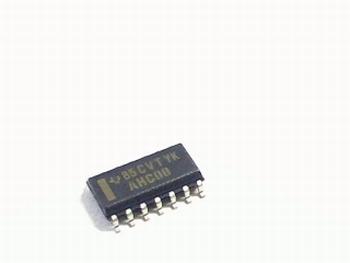 74AHC00 SMD Quad 2-input NAND gate