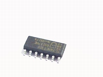 74HCT30D 8-input NAND gate