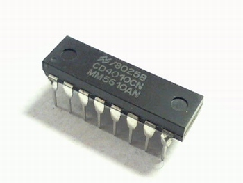CD4010 Hex Buffer Non-Inverting