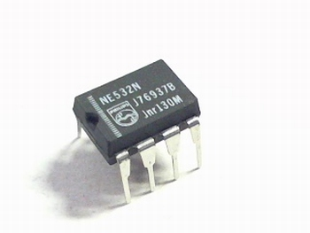 NE532N lowpower dual opamp