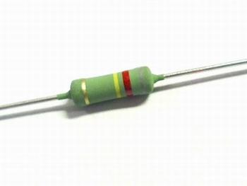 Resistor 820K Ohms 3 Watt