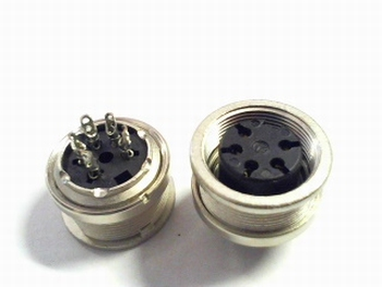 DIN C091A connector 5 polig Amphenol T3363000