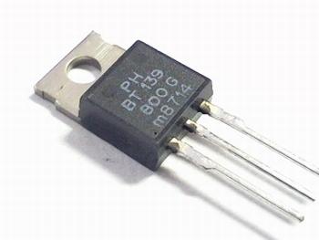 Transistor BT139-800
