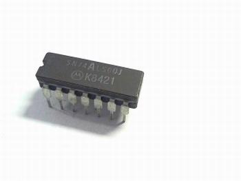 74LS00 QUAD 2-INPUT NAND GATE DIP14