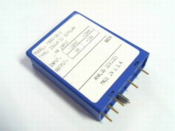 7B30-06-02  ISOLATED, VOLTAGE OR CURRENT INPUT