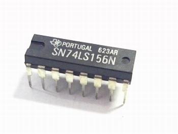 74LS156N Dual 1-of-4 Decoder/Demultiplexer