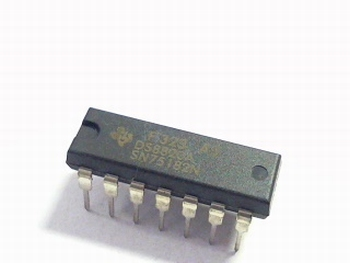 75182 Dual Differential Line Receiver