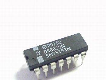 75183 Dual Differential Line Driver