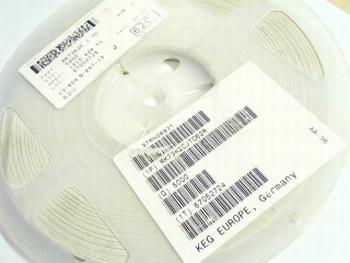 Spoel met 5000 SMD weerstanden 1206 - 4K7 Ohm 5%