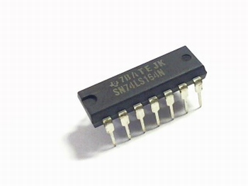 74LS164 8-Bit Serial-In/Parallel-Out Shift Register DIP14