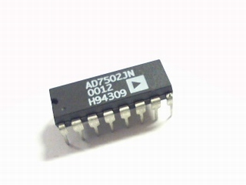 AD7501JN Multiplexer Switch Analog