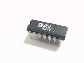 OP400 Quad Low Offset, Low Power Operational Amplifier
