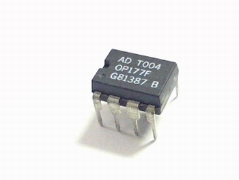 OP177F Ultraprecision Operational Amplifier Analog devices