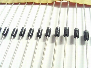 SR150 Schottky diode