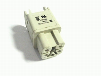 WM HDC-HA-4BS connector