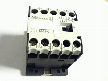 Moeller DIL EEM-01-G Magnetswitch 24VDC