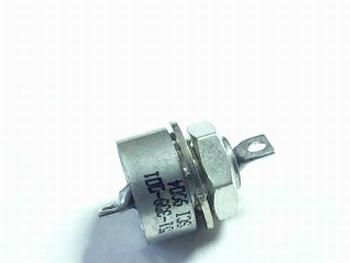 EMI Feedthrough Filter 15A 1.4uF 1/4-28FLAG 51-359-001