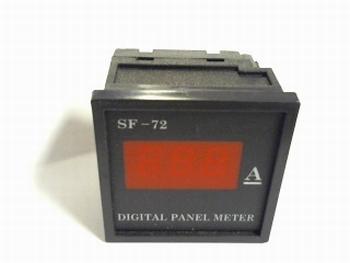Digitale paneelmeter 0-5 ampere DC
