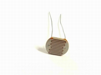 LDR Light dependant resistor 11mm