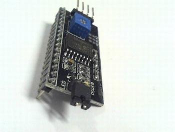 IIC/I2C interface module.