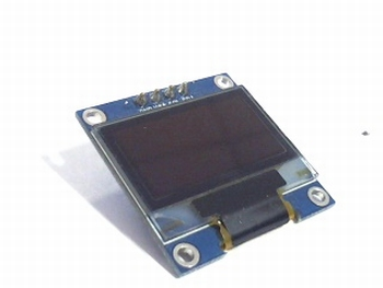 OLED display 0,96 inch 7 pins