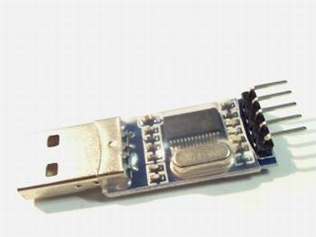 USB naar TTL STC programming module PL2303HX