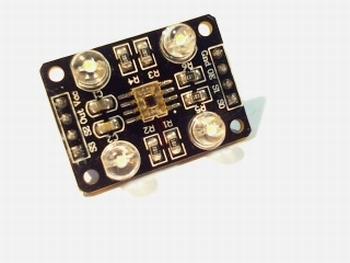 Kleuren sensor module TCS3200