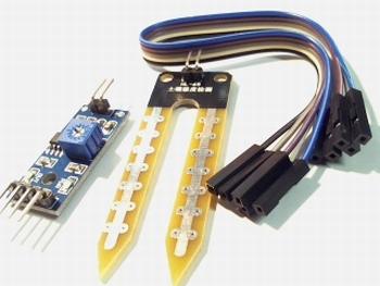 Grond vochtmeter sensor module