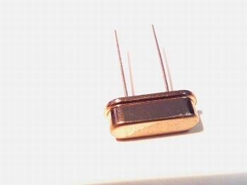 Quartz crystal 24,576 mhz HC49
