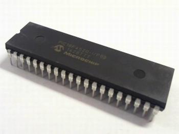 PIC18F4520-I/P