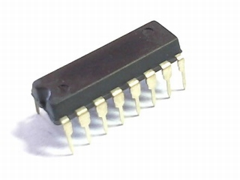 74HC164 8 bit shift register