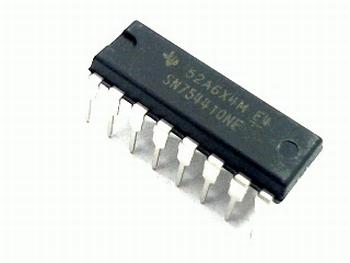 SN754410NE MOSFET DIP16