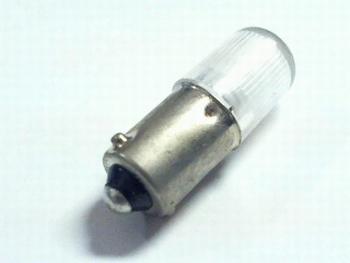 Neon lampje groen 220 volt met bajonet fitting