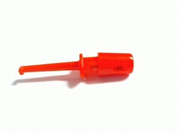 Measuring probe red small