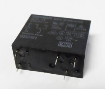 Relais 24VDC 8A SPDT type OMRON G2R14