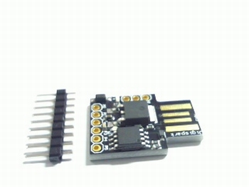 ATTINY 85 USB development board