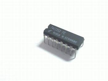 74LS112 Dual J-K Negative Edge-triggered Flip-Flop DIP-16