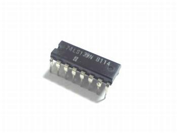 74LS139 2 to 4 Decoder/Demultiplexer