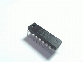 74C922 16-Key Encoder